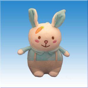 عروسک خرگوش هویج به سر