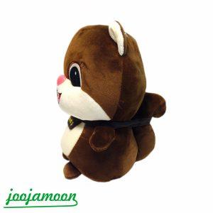 عروسک سنجاب رنگی