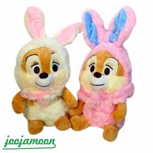 عروسک سنجاب کلاه خرگوشی