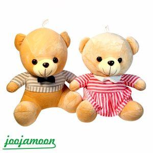 خرس دختر و پسر